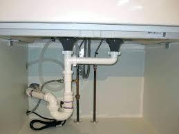 replace bathroom sink drain pipe installing bathroom sink drain pipe plumbing p trap waste height