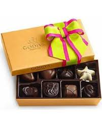 assorted gift boxes bargains on godiva 8pc assorted chocolate gift box with ribbon