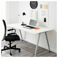 White Office Desk Ikea Office Desks Ikea Spurinteractive