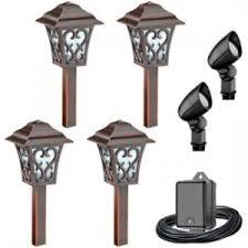 low budget lighting kit chic landscape lighting sets plain ideas secrets for low budget