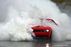 charger hellcat burnout 2015 dodge challenger srt hellcat first impression dodge