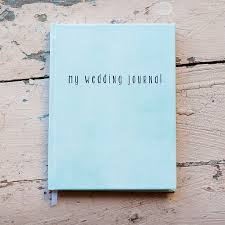 wedding planner notebook wedding journal notebook wedding planner personalized