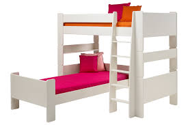 L Shaped Bunk Bed Viv Rae Deondre L Shaped Bunk Bed  Reviews - Kids l shaped bunk beds