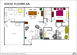 Floor Plan Online Tool Gliffy U2013 Replace Ms Visio With This Online Tool My Uninstalled Life