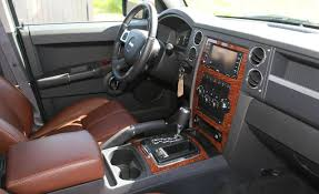 used jeep commander 2009 jeep commander information and photos zombiedrive