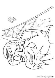 cars lightning mcqueen tier blast a4 disney coloring pages printable