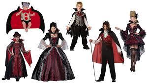 Vampire Halloween Costumes Boys 10 Vampire Costumes Family 2017