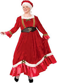 mrs santa claus costume forum novelties women s plus size mrs santa claus