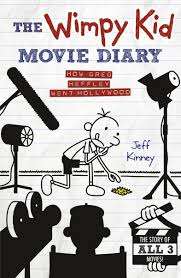 the wimpy kid movie diary how greg heffley went hollywood diary