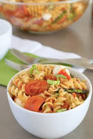 grilled vegetable sun dried tomato pesto pasta culinary ginger
