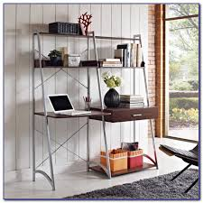 Ladder Desk With Shelves by Ladder Style Writing Desk With Shelves Desk Home Design Ideas