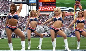 who has the best looking cheerleaders football gallery