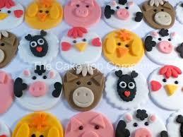 82 best fondant cupcake toppers images on pinterest fondant