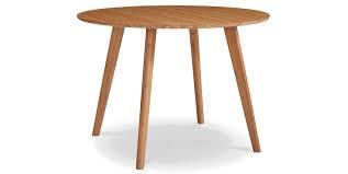 currant 42 u2033 round dining tablecaramelized greenington bamboo