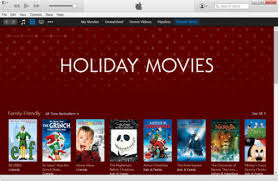 top 5 bestselling itunes christmas movies how to enjoy them on tv