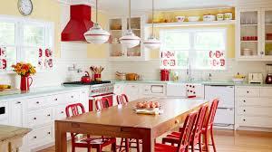 retro kitchen furniture vintage diner kitchen decor home design ideas