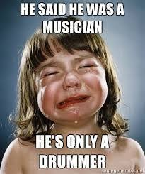 Drummer Meme - via giphy memes pinterest musicians gifs and drummers