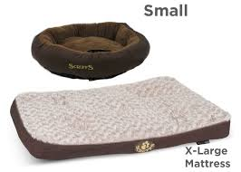 Covered Dog Bed Luxury Dog Bed U2013 Scruffs Bailey Padded Large Fleece Covered Pet