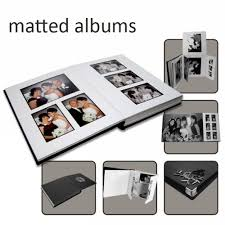 matted photo album matted albums 1 jpg