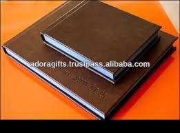 personalized photo album cover adapac 0078 leather pu cover photo album personalized photo
