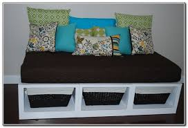 Diy Platform Bed With Storage by Platform Bed With Storage Plans Beds Home Design Ideas