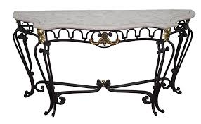 Maitland Smith Lamp Shades by Maitland Smith Tessellated Marble Iron Console Chairish