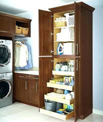Laundry Room Storage Cabinets Ideas Laundry Cabinet Ideas Wiredmonk Me