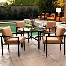 Metal Garden Chairs And Table Patio Ideas Small Patio Side Table With Umbrella Hole Small