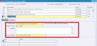 personalization items oracle ebs forms personalization calculating an item value str
