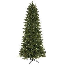 innovative ideas artificial slim trees shop ge 7 5 ft