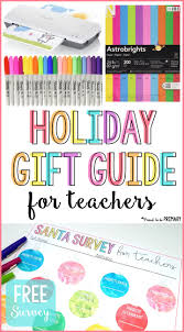 holiday gift guide for teachers proud to be primary