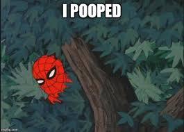 Spiderman Meme Creator - hiding in bushes spider man meme generator imgflip