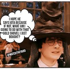 Hogwarts Meme - these black fraternity and sorority hogwarts sorting hat memes are