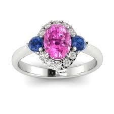 engagement rings australia buy coloured accented gold engagement rings online in australia