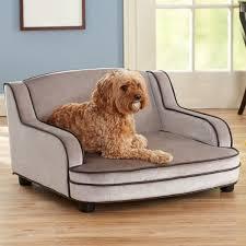 canap pour chien grande taille lit pour chiens top magnifiques crations en palettes pour vos