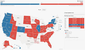 1860 Election Map by 2016 Senate Map Political Maps