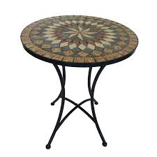outdoor mosaic bistro table mosaic bistro sets mosaic patio sets sale tunis mosaic cast iron