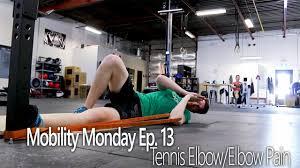 Bench Press Forearm Pain Mobility Monday Ep 13 Tennis Elbow Elbow U0026 Forearm Pain Youtube