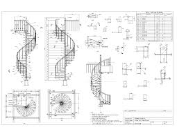 plan42 magnificent interesting spiral staircase plan 42 in home decor