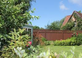 Garden Boundary Ideas by Garden Fence Guides Expert Articles Tips And Tricks Colourfence