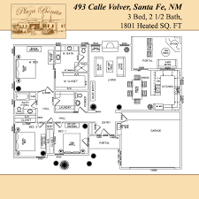 493 calle volver santa fe nm floor plan