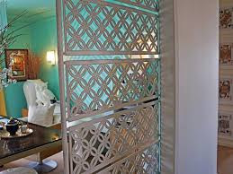 Quatrefoil Room Divider Make Space With Clever Room Dividers Maximize Space Spaces And Room