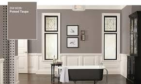 wandfarben badezimmer wohntrends 2017 wandfarbe poised taupe farbtendenzen badezimmer