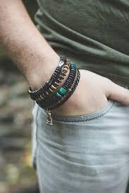 bracelet man images Mens surfer bracelet stormwood authentic men by jenny hoople jpg