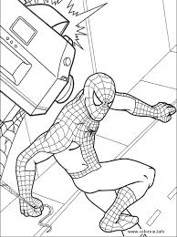 spiderman 03 spiderman printable coloring pages kids