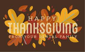 happy thanksgiving parkview dental