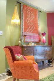 interiors by jacquin 8 ways to hang a tapestry at home a how to