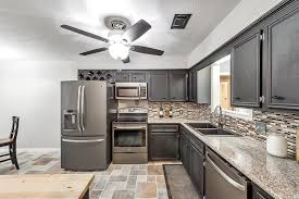 slate appliances with gray cabinets gray kitchen cabinets with slate appliances cabinet designs