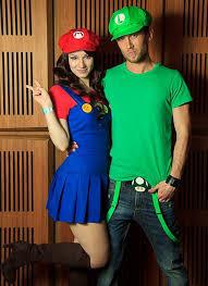 Halloween Costumes Luigi 25 Super Mario Costumes Ideas Super
