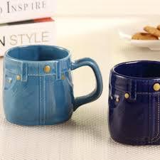 office coffee mugs new keyama jeans creative styling glaze ceramic breakfast milk
